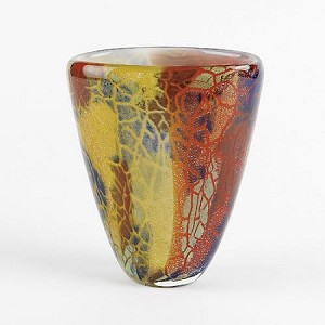The Exceptional Art Glass Vase