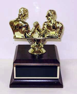 Office Competition Award Trophy