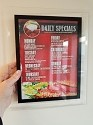Special of the Day Menu Frames