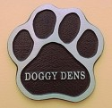 Cast Donor Recognition Paws- 7 Sizes