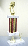 Jackass Award- Recycled Joke Trophy
