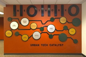 Technology Donor Wall