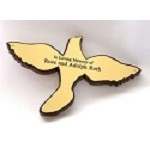 Donor Recognition Tree Bird Plaque