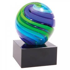 The Swirling Sphere Award