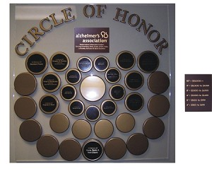 Association Donor Wall