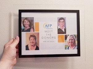 Affordable Donor Recognition Panels
