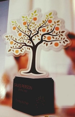 Donor Tree Sculptural Award
