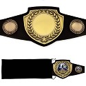 Championship Antique Gold Belt