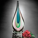 Executive Elegance Art Glass Award