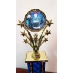 Magic Trivia Trophy