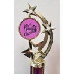 Color Squad Pink Gamer Trophy