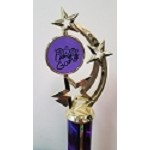 Color Squad Purple Gamer Trophy
