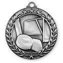 Hockey Medallion in 3D Design 2 3/4