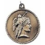 Achievement High Relief Medal 2