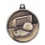 Soccer High Relief Medals 2