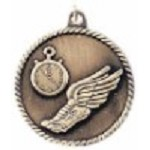 Track High Relief Medals 2
