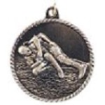 Wrestling High Relief Medals 2